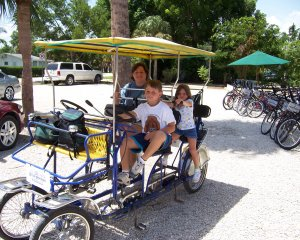 Billys Bike Rentals, Sanibel Island Florida