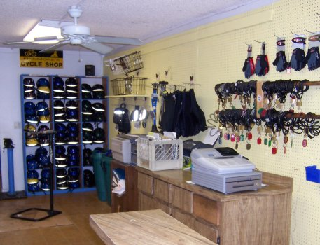 Finnimore's Bike Shop, Sanibel Island Florida